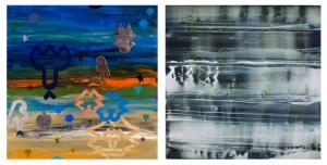 Kaddish, Morgan Paintings
